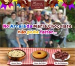 arraia maria chocolate