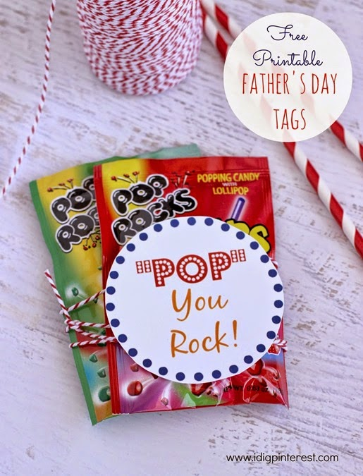 pop rocks with free printable