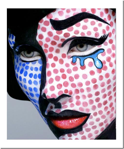 maquillaje pop art (1)