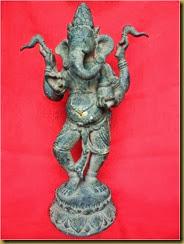 Patung Ganesha psd