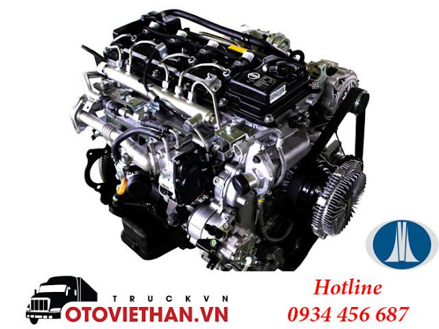 Động cơ Vinamotor Cabstar NS350 Đồng Vàng 3.5 tấn