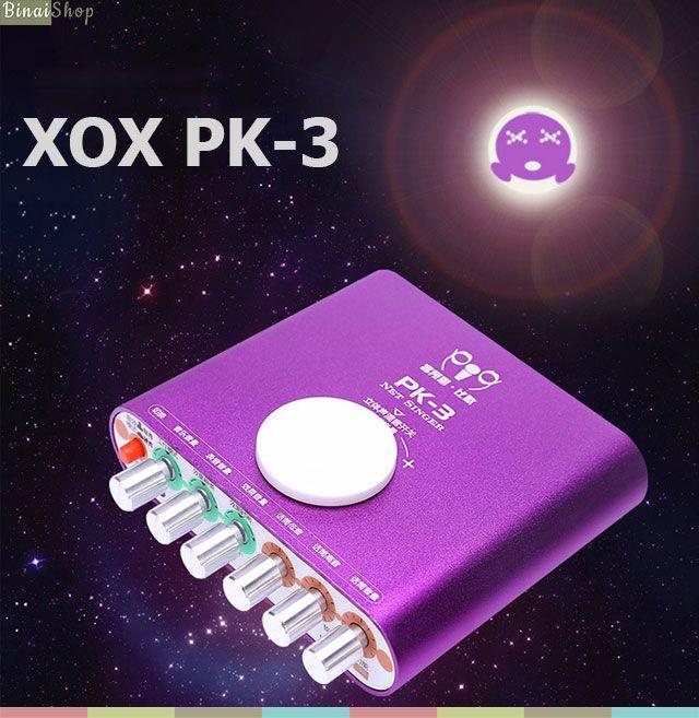 XOX PK-3