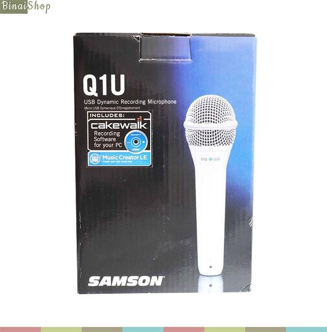 Samson Q1U
