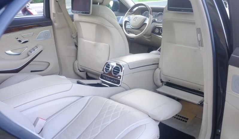 Nội thất  xe Mercedes Benz S500 cũ 2013 nhập đức 018