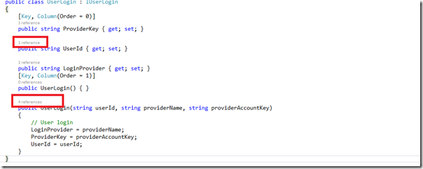 VisualStudio2013References