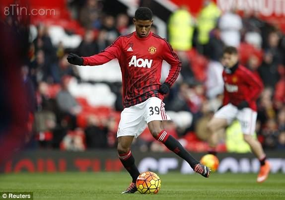 GOALLLLLLLLLLLLLLL 10 cho Man United Đừng đùa với Rashford