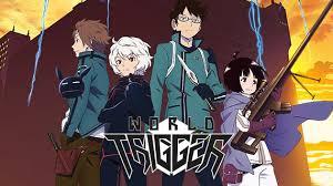 World Trigger SS2