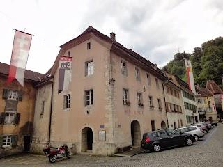 Hôtel de ville à St-Ursanne