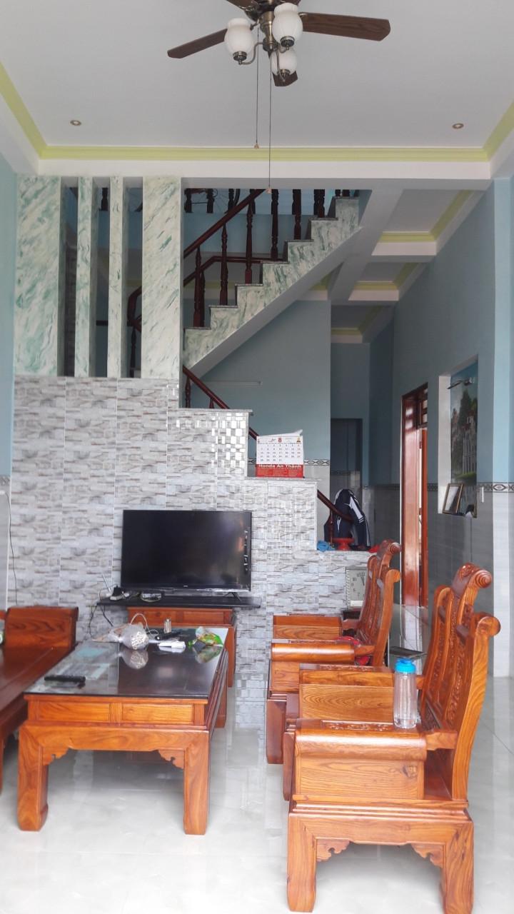 Bán nhà 1 trệt 1 lầu mặt tiền đường Nguyễn Sơn, Phú Thọ Hòa 02