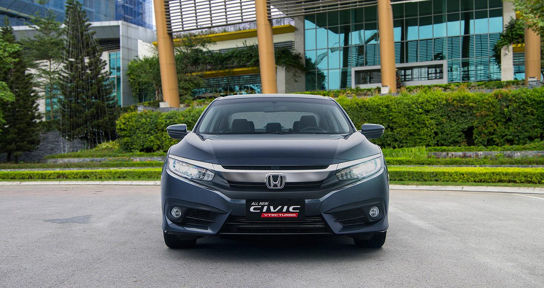 Đánh giá xe Honda Civic thế hệ mới 03