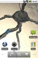 Screenshot of Neuronal Wallpaper Demo