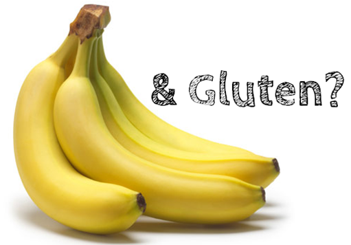 Are Bananas Gluten Free–An Investigation