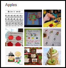 Apples Pinterest Board