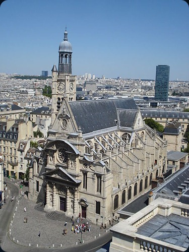 Paris Saint_Etienne_du_Mont_from_Pantheon