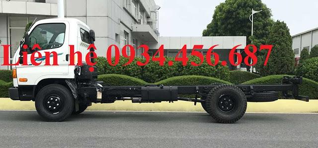 Hyundai HD110sl sắt xi