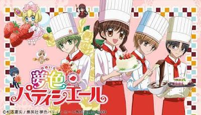 Công Chúa Bánh Ngọt  Yumeiro Patissiere