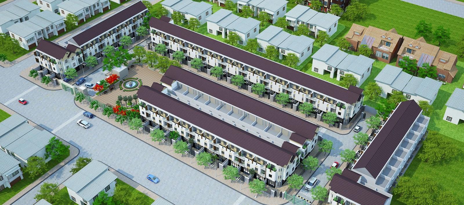 Bán Nhà Phố Biệt Thự Quận Bình Tân 01