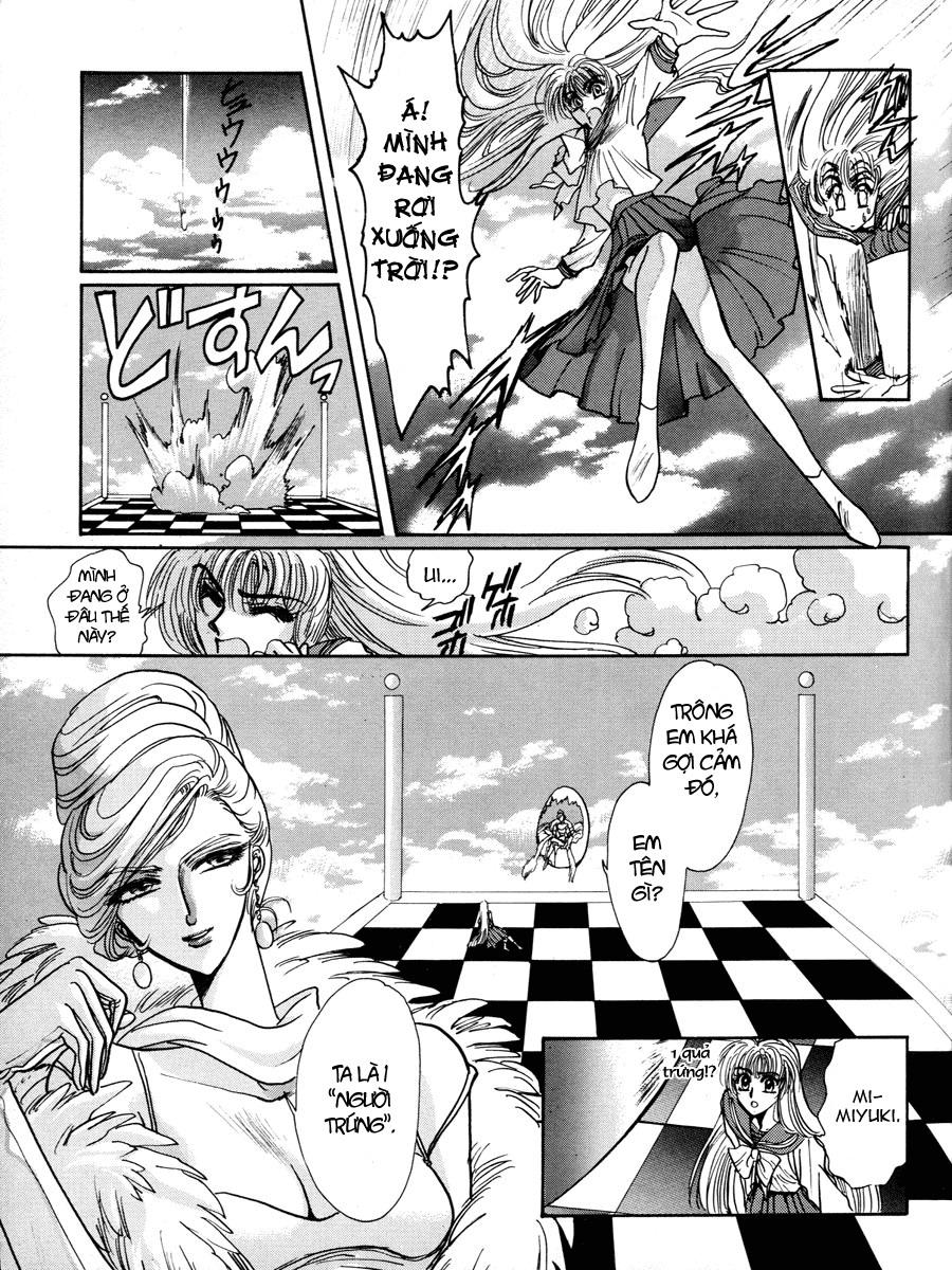Miyuki In The Wonderland Chap 002