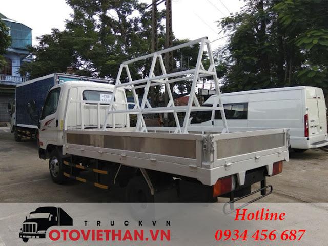 Xe tải chở kính Hyundai N250