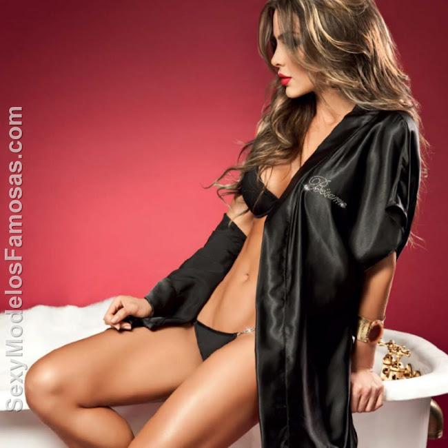 Natalia Velez Sexy Lenceria Besame Foto 91