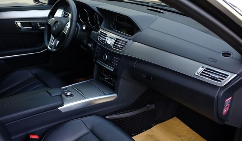 Xe Mercedes Benz E200 Edition E 2015 cũ màu đen 09