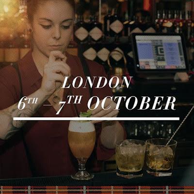 London – we're bringing the BrassAndCrimson to LondonCocktailWeek