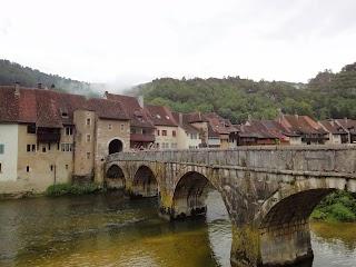 Pont Saint-Jean Népomucène à St-Ursanne