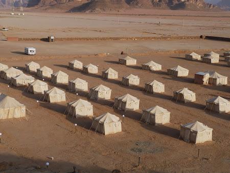 Cazare Wadi Rum: Jabal Rum Camp