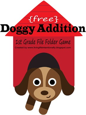 doggy addition is a cool math games for 1st grade students #mathisfun #1stgrade #homeschooling