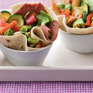 Mexicaanse Tortilla's.