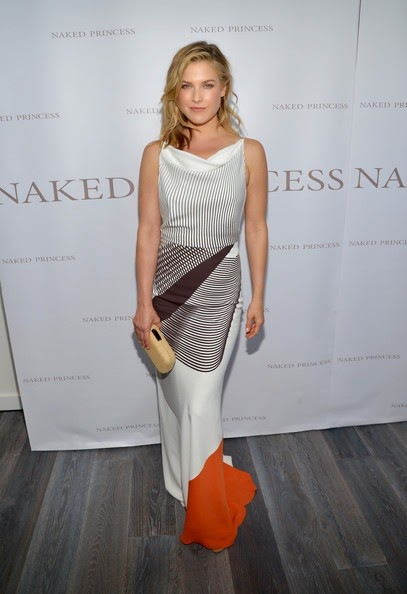 Ali Larter Naked Princess Flagship Boutique