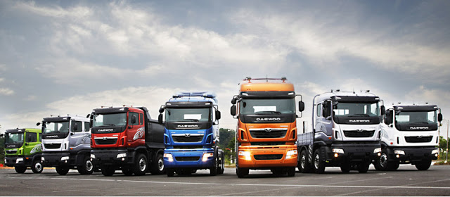 Ưu điểm xe tải Daewoo