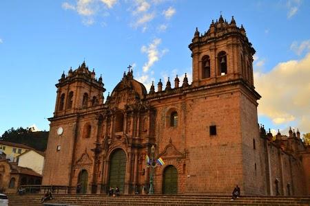 Catedrala din Cusco