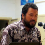 Mr Helm from Molokai