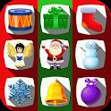 Christmas Drops - Match three icon