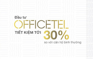 Officetel Vinhomes Golden River