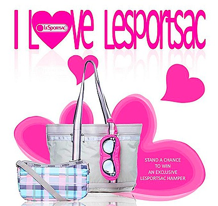 LeSportsac Valentine Day Bag Special