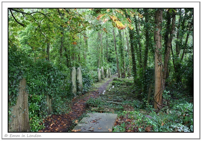 The Beauty of Highgate Cemetery