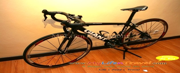 Giant TCR Road Bike 04
