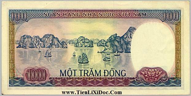 100 Đồng Việt Nam 1981