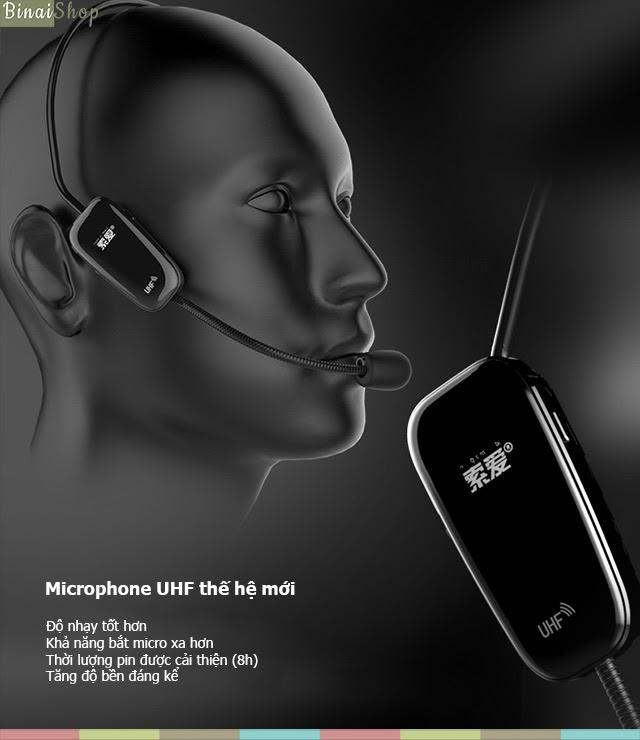 SOAIY S-658 18W (UHF)
