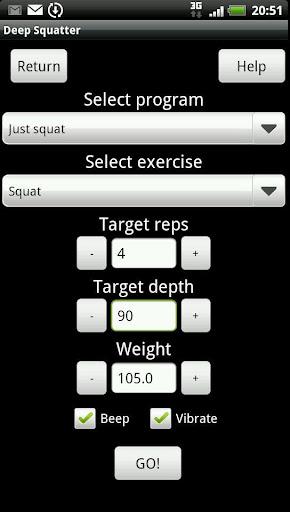 Deep Squat Pro