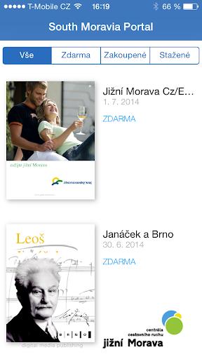 South Moravia Portal