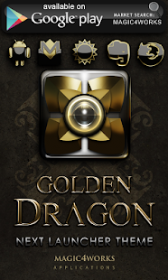 Golden Dragon GO Locker - screenshot thumbnail
