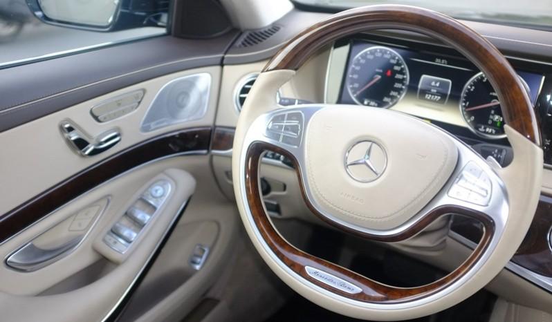 Nội thất  xe Mercedes Benz S500 cũ 2013 nhập đức 014