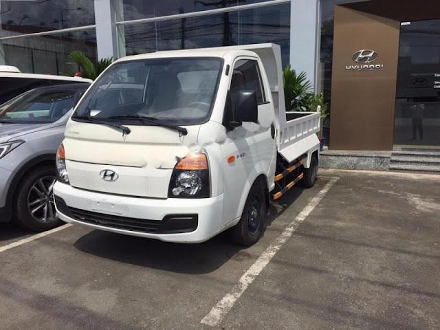Xe ben 1 tấn Hyundai H150