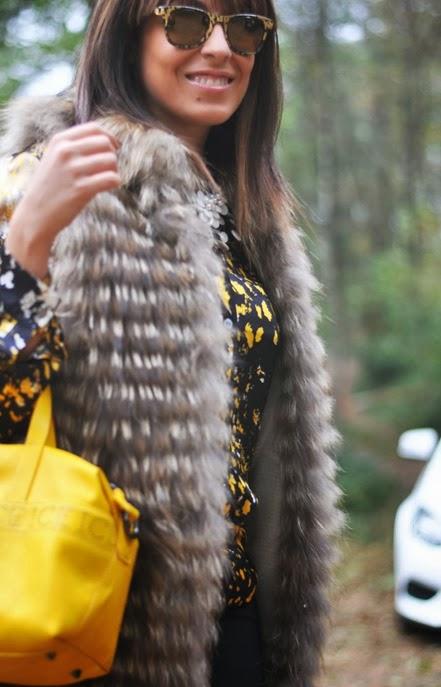 outfit, mercedes benz, varese, yellow trend, italian fashion bloggers, fashion bloggers, street style, zagufashion, valentina coco, i migliori fashion blogger italiani
