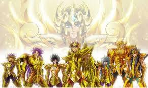 Áo Giáp Vàng Phần 2  Saint Seiya Soul of Gold