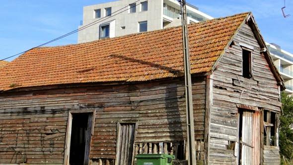 Barracão de sal em Aveiro