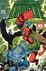 P00036 - Savage Dragon #34